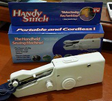 Mesin Jahit Portable Handy Stitch