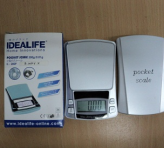 Timbangan Digital Idealife 200 Gram 2 Desimal