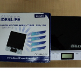 Timbangan Digital Idealife 5kg
