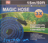 selang air magic hose 15m plus kepala